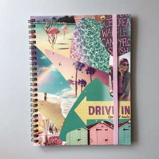 Typo A5 Spinout Notebook