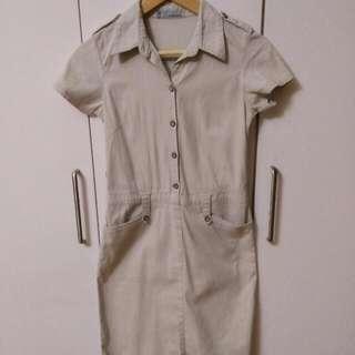 Soft Polo Dress