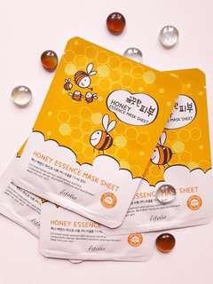 Korean Mask Honey Essence Mask Sheet