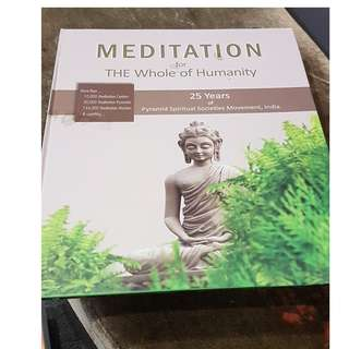 C132 BOOK - MEDITATION FOR THE WHOLE OF HUMANITY