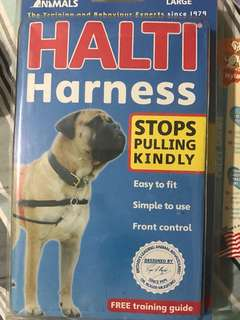 Authentic Halti Harness for Large Dogs