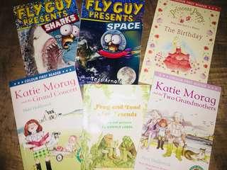Children books set