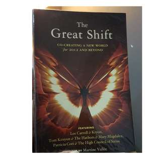 C133 BOOK - THE GREAT SHIFT