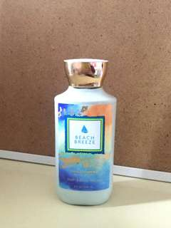 Bath&Body Works Beach Breeze lotion