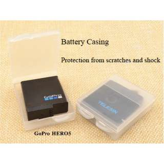 GoPro Hero 5/ Hero 6 Battery Storage Case