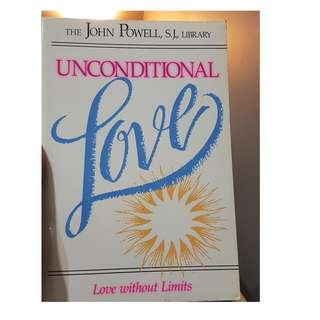 C136 BOOK - UNCONDITIONAL LOVE