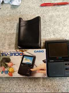 Casio  TV/3100
