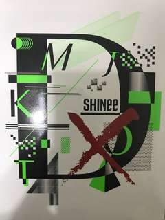 Shinee專輯
