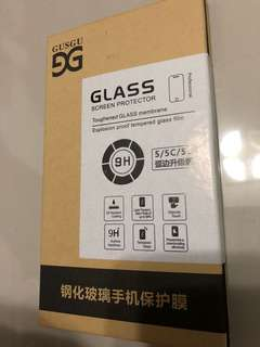 iPhone 5 glass protector
