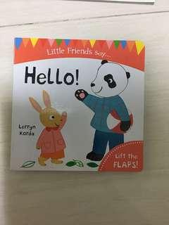Hello! (Little Friends Say) Lerryn Korda