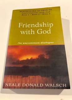 Friendship With God - An Uncommon Dialogue (Neale Donald Walsch)