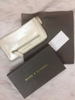Charles & Keith Long Zipped Wallet #Ramadan50