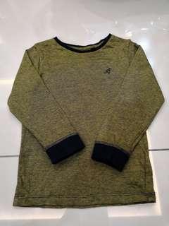 Next Yellow Shirt (4t)