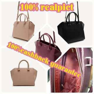 VERY RECOMENDED!!! BIG SALE!!! Pedro antigona sling bag tas import wanita with premium quality. Normal price 350k. NOW 299k only. Grab it fast sis sblm kehabisan