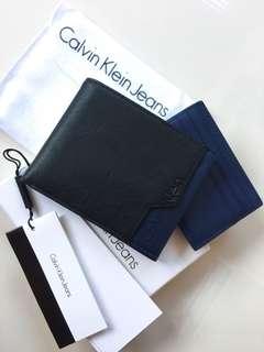 CALVIN KLEIN WALLET with Cardholder