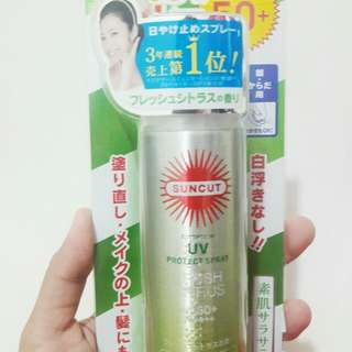 Suncut UV Protect Spray SPF50+ Pa++++