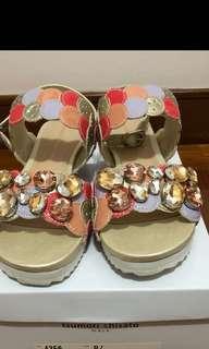 Tsumori Chisato谅鞋sandals