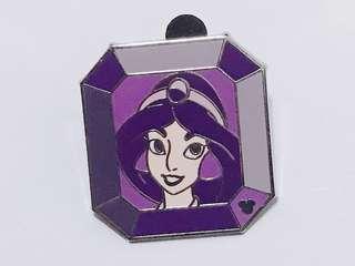 [交換優先] 迪士尼 茉莉公主 pin