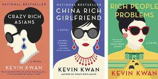 CRAZY RICH ASIANS (FREE EBOOKS!)