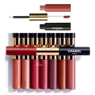 CHANEL Rouge Double Intensite Lip Gloss (No.104)