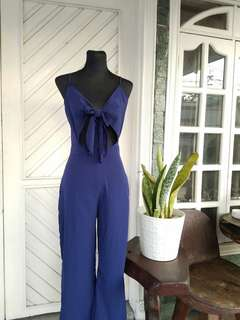 Blue Ribbon Jumpsuit