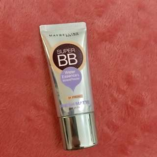 MAYBELLINE SUPER BB FRESH MATTE CREAM