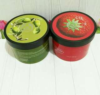 The Body Shop Body Butter (400ml)