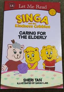 Let Me Read - Singa and the kindness cubbies Level 3