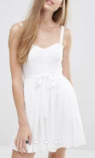 Jack Wills Belted Dress in UK 6