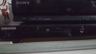 Dvd player with issue