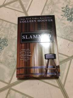 [SIGNED] Slammed by Colleen Hoover
