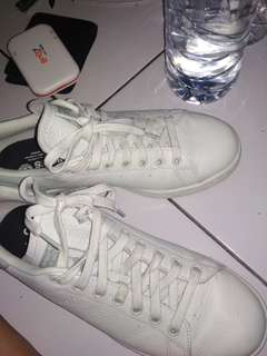 adidas stan smith mint green original 100%