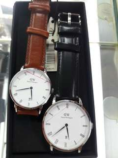 Authentic Daniel Wellington DW watch