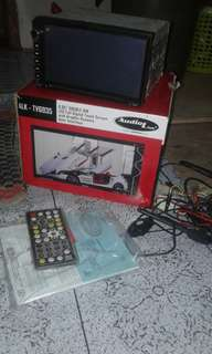 Tv audio bobil