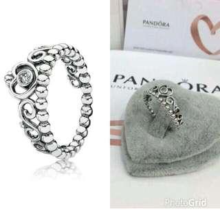 Pandora Princess Tiara ring