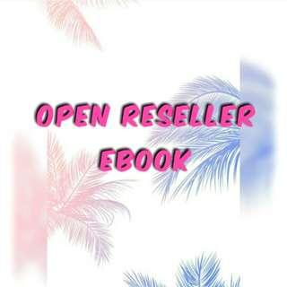 OPEN Reseller 🎉🎉