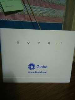 Globe Home Broadband modem