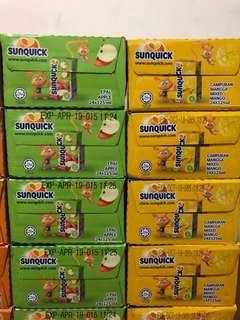 Minuman sunquick