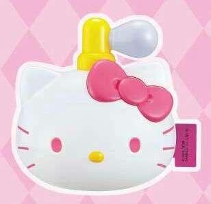 Hello kitty perfume bottle