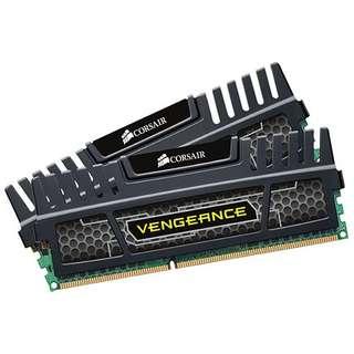 Corsair LPX Vengeance DDR3 16GB (2 X 8GB)