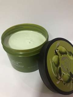 Body shop body butter olive 400 ml