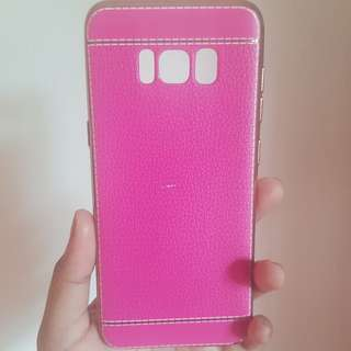 S8 Pink Casing
