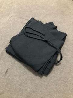 正韓 黑小背心針織套裝(三件組不拆賣)
