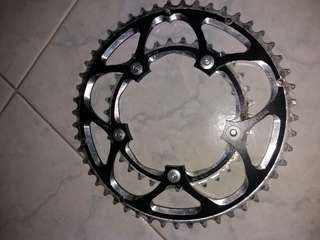 Controltech Double Chainring
