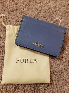 100% New 100% Real Furla Card Holder