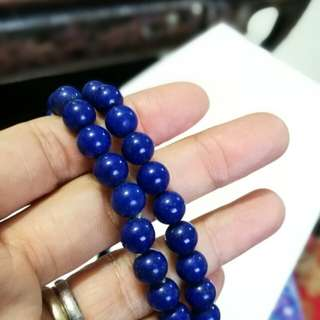 Lapis gemstones ( most desired by blue)