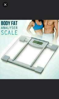 Premium Digital Weighing Scales Weighting Scale Sport Diet Personal Scales Transparent Electronic Body Trainer BMI Machines