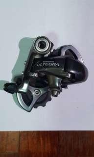 Rear derailer Shimano Ultegra RD-6600 10 speed