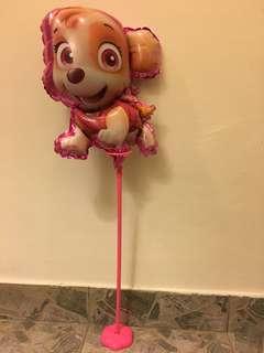 Skye Balloon W/WO Stand