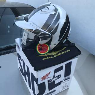 Shoei Jforce 2 Goldwing